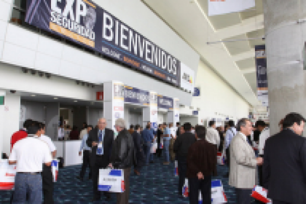 Nos vemos en Expo Seguridad México