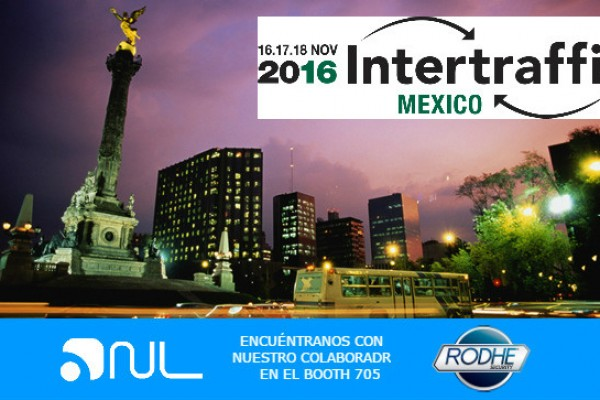 Neural Labs y Rodhe en Intertraffic México