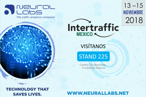 Intertraffic Mexico 2.018